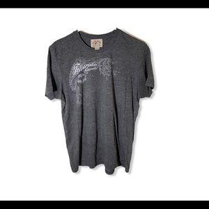 Coastal Classics medium gray t-shirt
